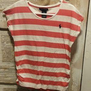 Girls size 6x Polo Shirt